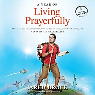 A Year of Living Prayerfully audiobook cover art