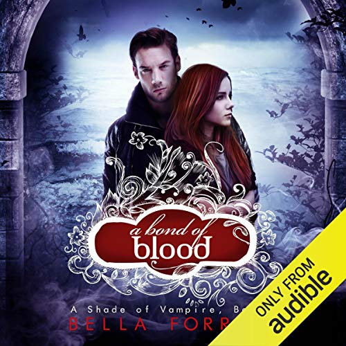 A Shade of Vampire 9: A Bond of Blood audiobook cover art