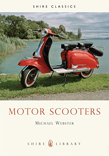 motor scooters Motor Scooters (Shire Library)