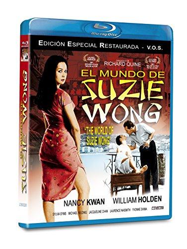 El mundo de Suzie Wong BD 1960 The World of Suzie Wong [Blu-ray]