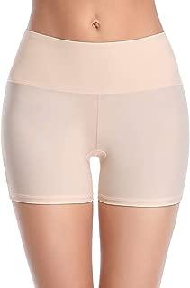 Womens Shapewear Boyshort Seamless Shaper Panties Smooth Slip Short Panty Anti Chafing Underwear