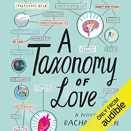 A Taxonomy of Love Audiobook By Rachael Allen cover art