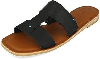 TOMS Women's Slide Sandal Flat