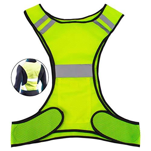 Ciclismo Paseo perros seguridad ropa deporte alta
