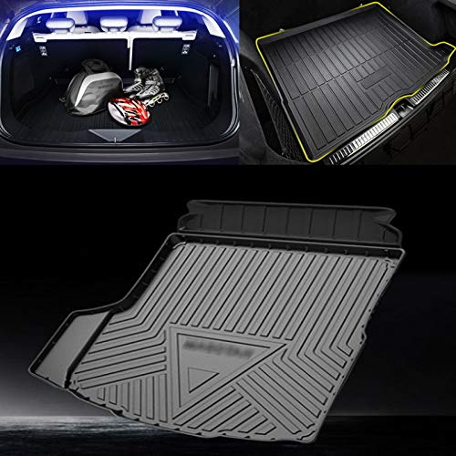 TERMALY Non-Slip Cargo Tray Protective Pads,Rubber Boot Mat,Car Trunk Mat,Heavy Duty,Odorless,Black Cover Waterproof,Compatible for M-A-G-O-T-A-N,M-A-G-O-T-A-N2018