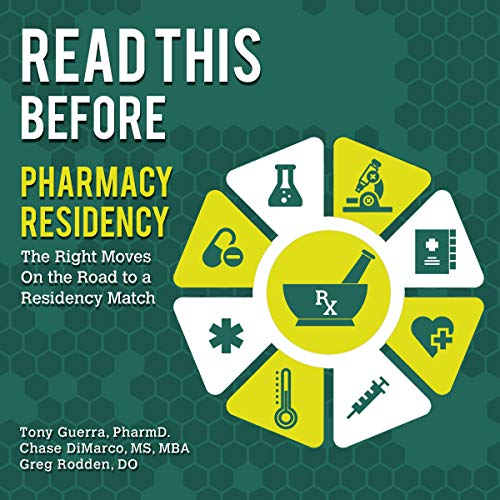 Read This Before Pharmacy Residency cover art