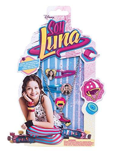 Joy Toy 93760 Disney Soy Luna Schmuckset, bunt