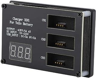 DJI Tello バッテリー充電ハブ 良質 長寿命 内部管理 安全性をしっかり確保 持ち運びに便利 ドローンチャージャー