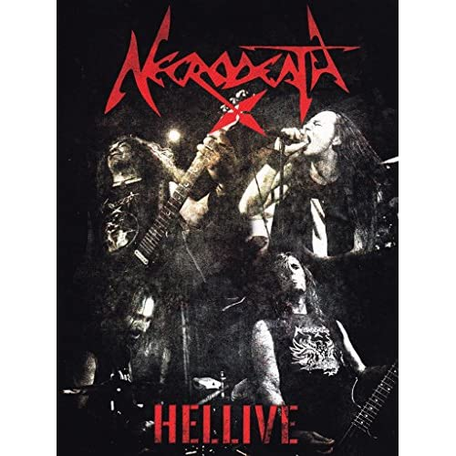 Necrodeath - Hellive