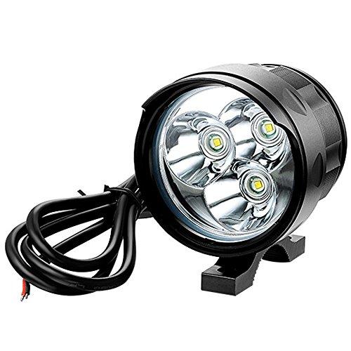 Lidauto Elektrische autokoplampen, buitenverlichting, motorfiets, LED-lampen, accu-koplampen, E-bike-licht, 12 V, 48 V, 60 V