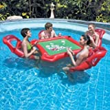 Liap Inflatable Floating Mahjong Table