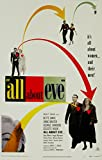 12X8 INCHES Filmposter All About Eve, ca. 30,5 x 20,3 cm