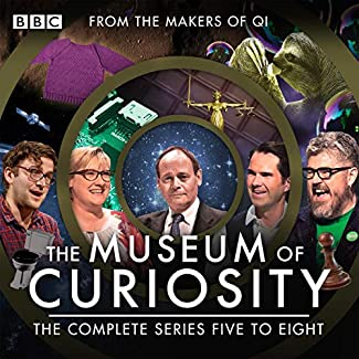 The Museum Of Curiosity - The Complete Series Five To Eight