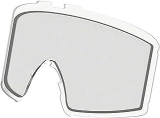 Oakley Aoo7095ls Lenti di Ricambio per Occhiali da Sole, Trasparente, Klein Unisex-Adulto