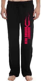 RBST Men's August Burns Red U logo Running Workout Sweatpants Pants