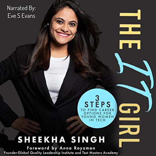 The IT Girl Audiobook By Sheekha Singh cover art