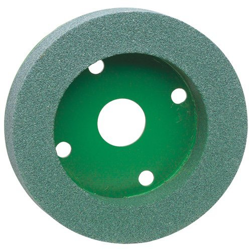 CAMEL Green Silicon Carbide Plate Mounted Wheel - Size: 6
