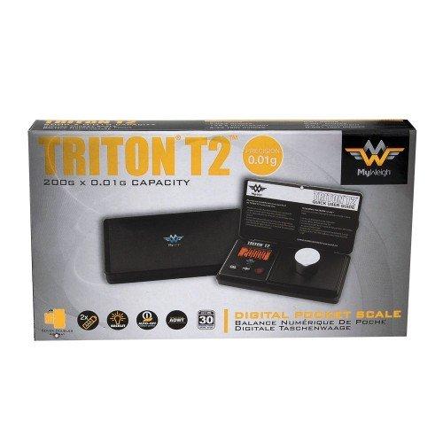My Weigh Triton T2 200g x 0.01 gram Pocket Scales
