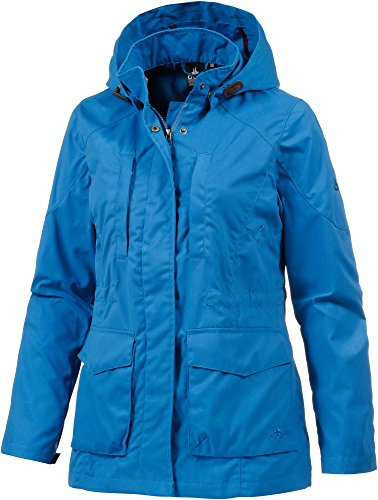 OCK Damen Outdoorjacke blau 36