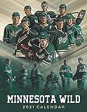 Minnesota Wild 2021 Calendar