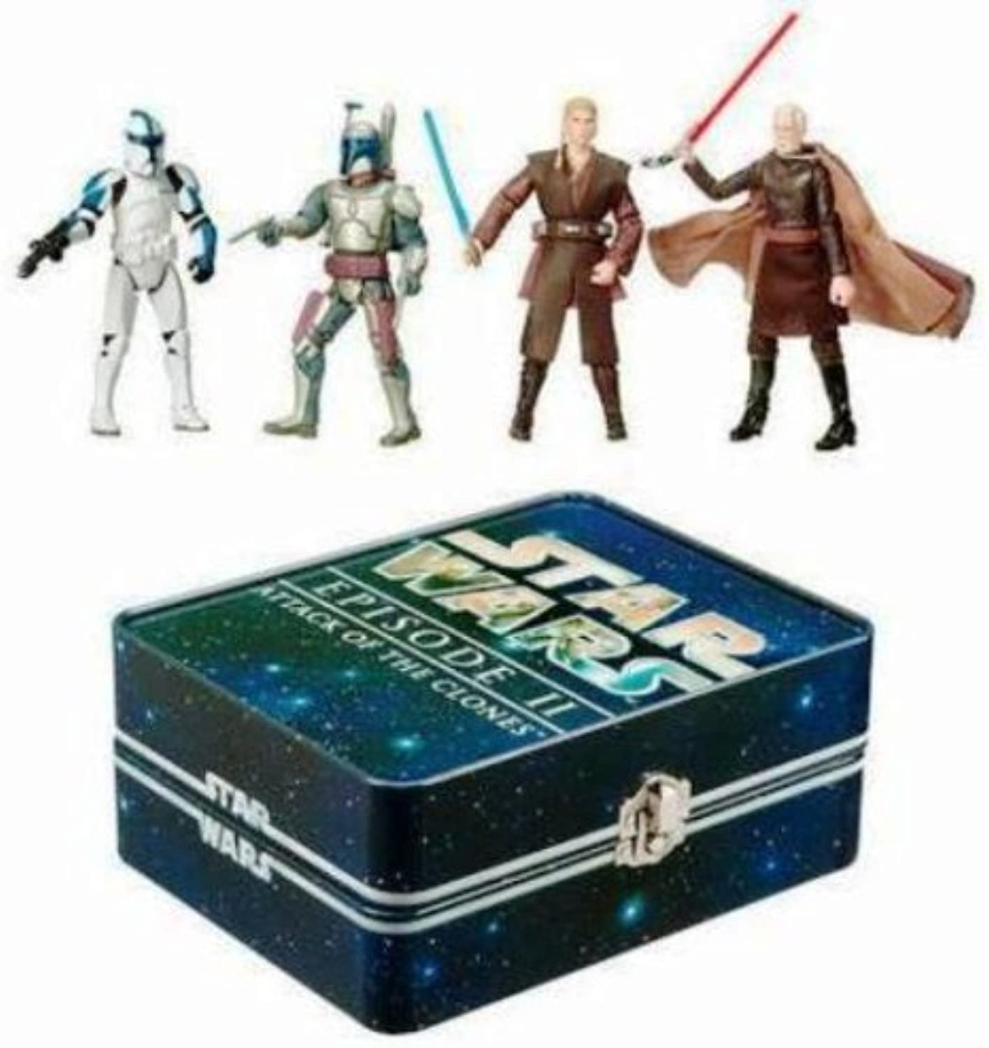 Star Wars Collectors Tin Episode 2  Attack of The Clones