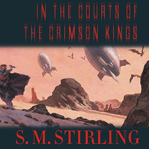 In the Courts of the Crimson Kings  audiobook cover art