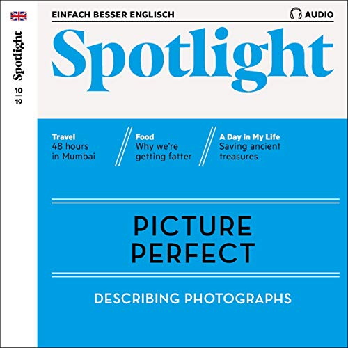 Spotlight Audio - Picture perfect.10/2019 Titelbild
