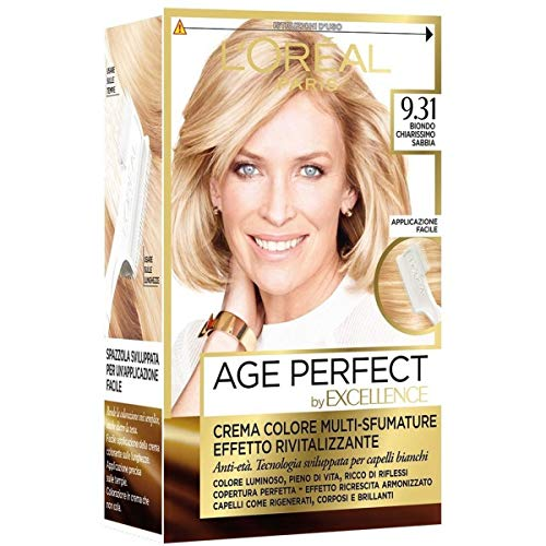 L'OREAL Perfect Age Excellence 09.31 Chiaris Blond.Sand Haarpflegeprodukte