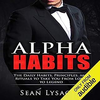Personal Success: Alpha Habits audiobook cover art