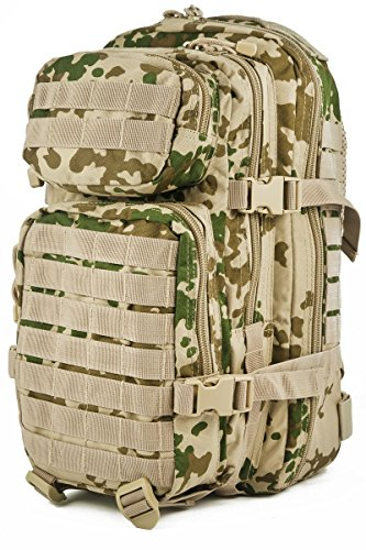 Mil-Tec US Assault Pack lg tropentarn