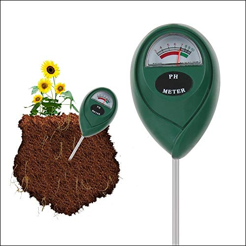 Read About Youanshanghang Tester RZ101 Mini Soil PH Moisture Humidity Measuring PH Meter Soil Moistu...