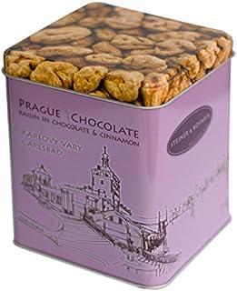 Jumbo Rosinen in Milchschokolade mit Ceylon Zimt 200 gr. - H