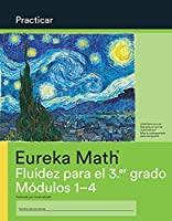 Spanish - Eureka Math Grade 3 Fluency Practice Workbook #1 (Modules 1-4)