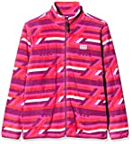 LEGO Wear Fleece Jacket with Soft Binding at Cuffs with YKK Zipper at Front, Dark Pink, 12 Years