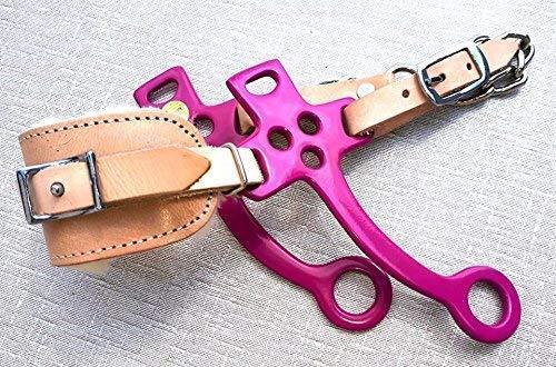 Hackamore Glamour farbig, pink, machanisch