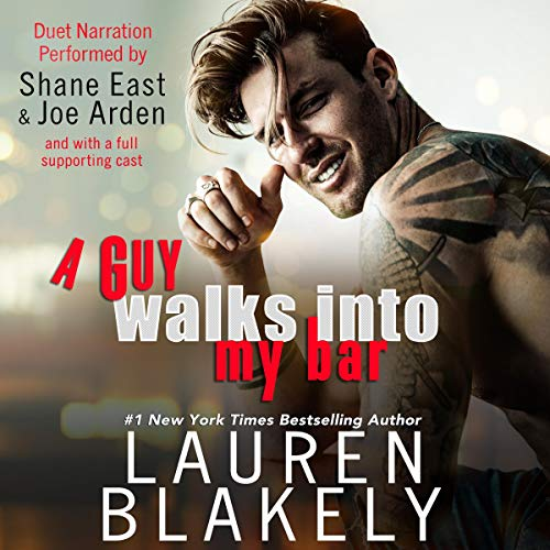 A Guy Walks into My Bar Audiobook By Lauren Blakely cover art