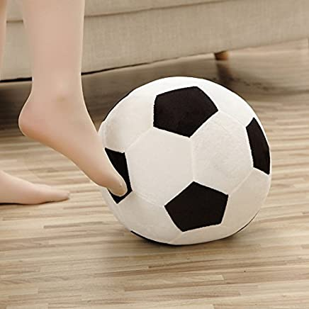 ZSFR Football Pillow Send Children S Birthday Gift Can Children S Gift Toys 45Cm