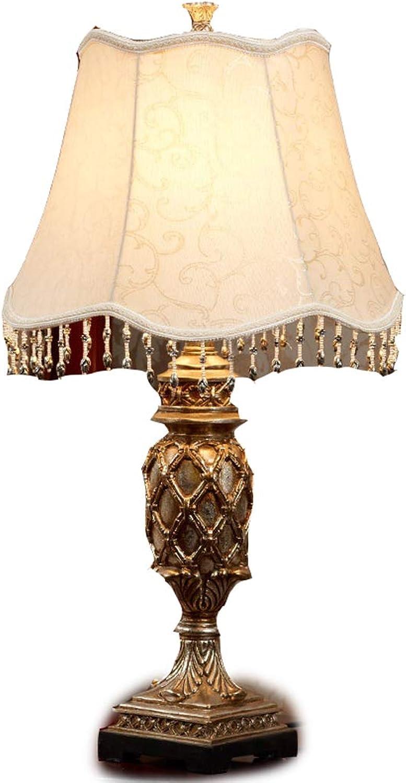 Harz Lampe Lampe Lampe Retro Wohnzimmer Schlafzimmer Tischlampe Nachttischlampe B07DFGCG14     | Online-verkauf  40e93b