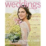 MARTHA STEWART Weddings JAPAN Number.TWO(マーサスチュワートウェディングスジャパン) (NEKO MOOK)