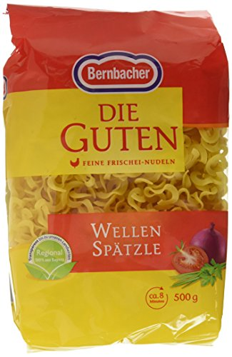 Bernbacher Die Guten - Wellenspätzle (1 x 500 g)