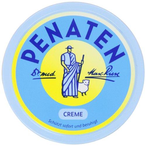 Penaten 608193, Crema para protección y suavidad, 2 x 150ml