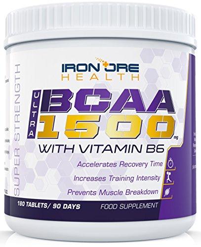 BCAA Ultra 1500 | Suplemento de...