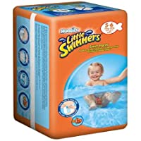 Huggies? Little Swimmers? Size 5 11-18kg, 24-40lb x 11 Swim Nappies