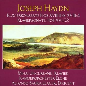 Joseph Haydn: Klavierkonzerte
