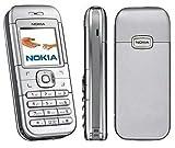 Nokia 6030 Handy (Dual-Band 900, 1800 MHz) Silver