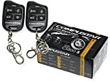 CompuSTAR CS700-AS Car Alarm & Remote Starter System Remote Start &...