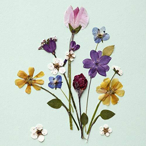 Tischdeko 20 Stück Serviette Blumenstrauß Blumenwiese