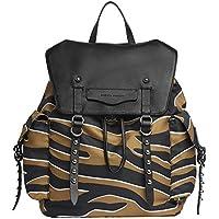 Rebecca Minkoff Women's Bowie Nylon Backpack (Zebra)