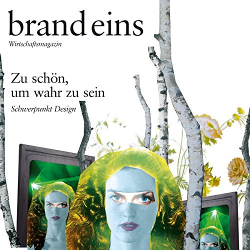 brand eins audio: Design Titelbild