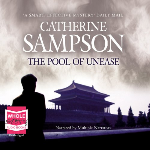 The Pool of Unease audiobook cover art